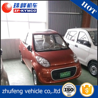 Approved used chinese motor electric high speed car