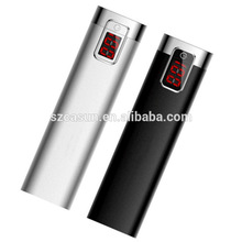2016 Hot selling customized logo 2600mah mobile power bank charger