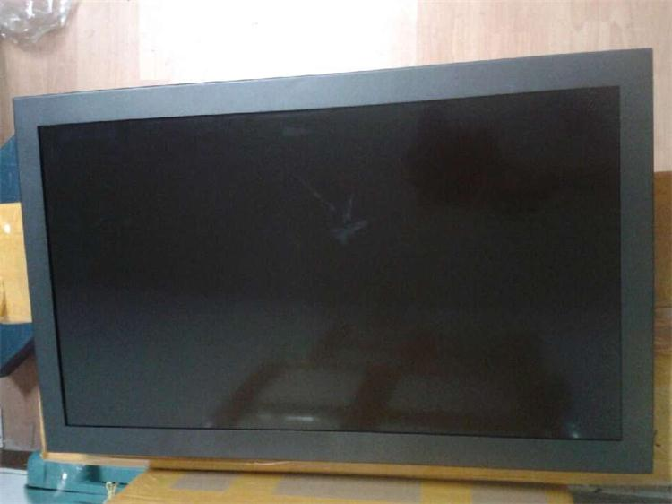 factory oem black frame 1080p ir touch monitor 24 inch open frame with bracket