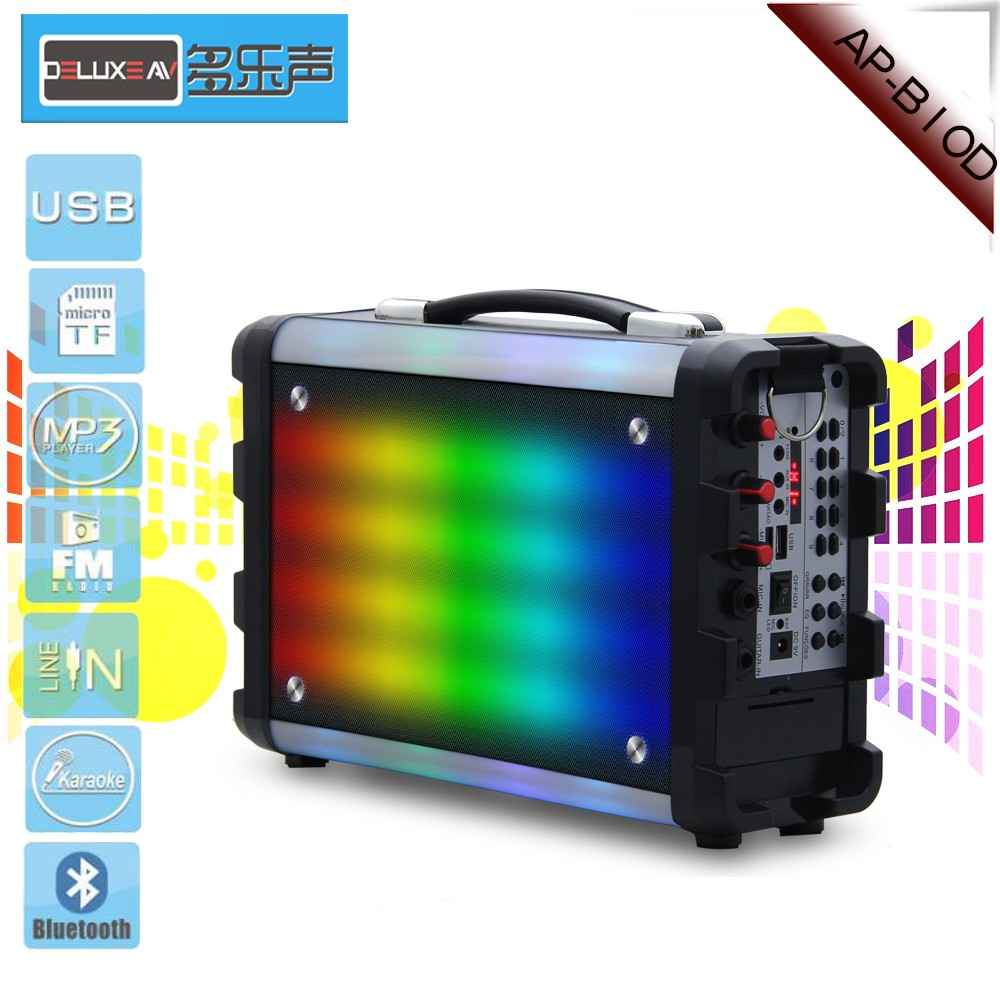 Bass Dj Sound Box Portable Bluetooth Speaker,Perfect Sound,Bluetooth Speaker Music System,FM/USB/SD