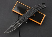 Browning - B51 quick opening knife The best selling CSGO military combat knife Browning - B51 quick opening knife