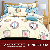 Photo Frame Collection Duvet Quilt Cover Sets Bedding Bed Set Bed Linen Pale Yellow
