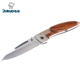 Amazon 5CR13MOV Line Lock Wood Carving Pocket Camping Knife