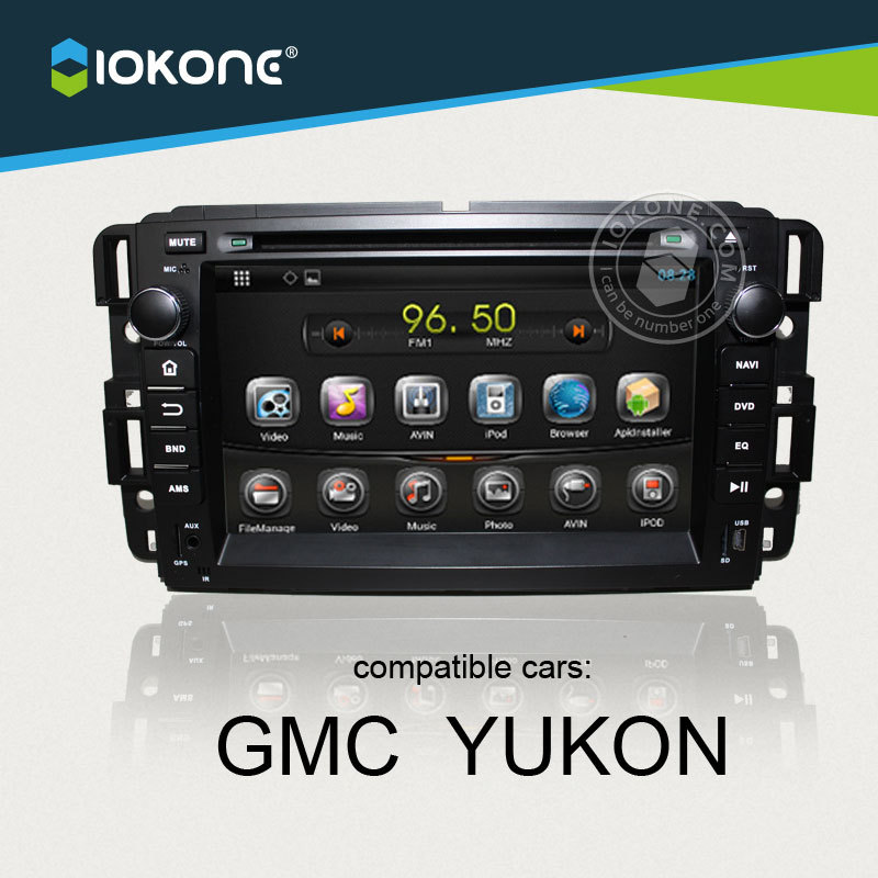 Android Car Stereo multimedia For Buick GMC Yukon / Tahoe 2007 2008 2009 2010 2011 2012