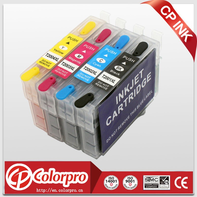 T29XL refillable ink cartridge for epson T2991 T2992 T2993 T2994 refill kit