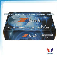 NEW ! Life Time Free IKS Dongle Zlink K1 Dongle for Nagra 3, Free HD Channels