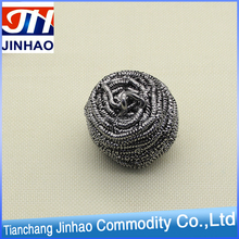 certificated stainless steel wire scourer/scrubber with good quality