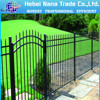 outdoor ornamental aluminum fence
