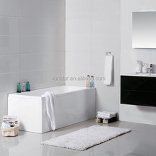 Custom Made Solid Surface 2 Person Sitting Triangle Bathtub