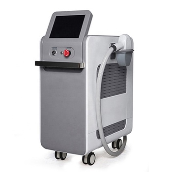Multi Function Beauty 808 Diode Laser Fast Hair Removal Equipment