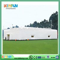 Economic hot sell medical emergency inflatable cube tent