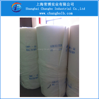 spray booth inlet air filter /roof filter