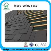 factory direct sale black slate tiles for roofing WB-4025RG2A