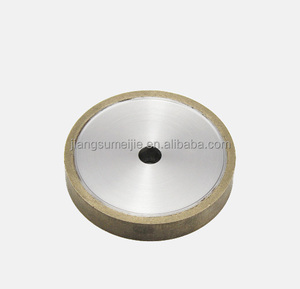best quality 100mm metal bonded parallel abrasive diamond profile grinding wheels for edge profiling