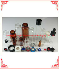 1ml-30ml low borosilicate USP Type I tubular glass vial