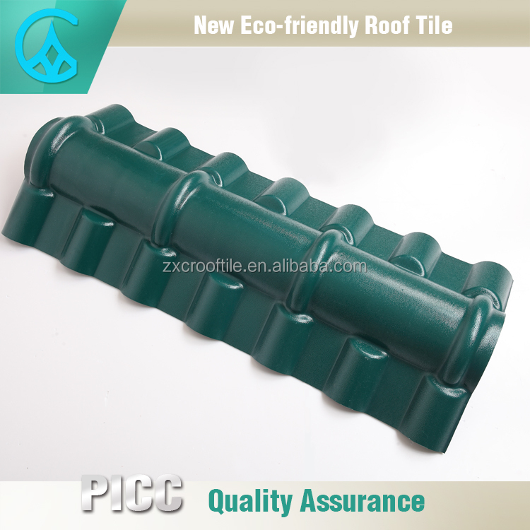 Plain Roof Tiles Type Main Top Ridge Tile