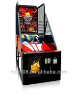 2014 Hot style basketball arcade game machine