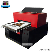 Best selling one year warranty A3 A4 A2 cheap textiles printer