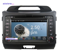 Android Car Radio with GPS Navigation for Sportage Car DVD Player