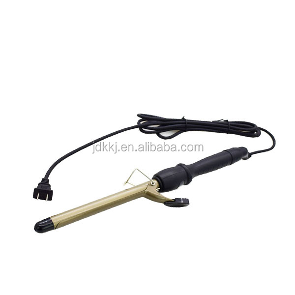 Hot selling Pro Ceramic Hair Curling Iron Hair curler roller and curling tongs wand