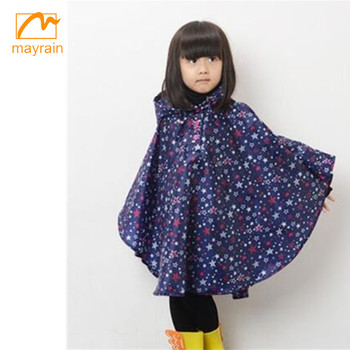 new products 2018 adult kids rain coat kids polyester rain poncho