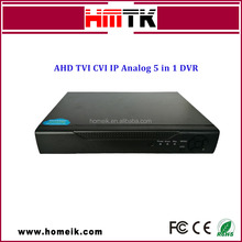 5 in 1 Free CMS and Mobile App software 2MP 1080P 8CH AHD DVR