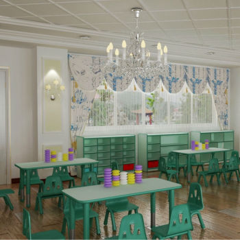 Hot Sale! Nursery School Furniture Set Professional Manufacturers