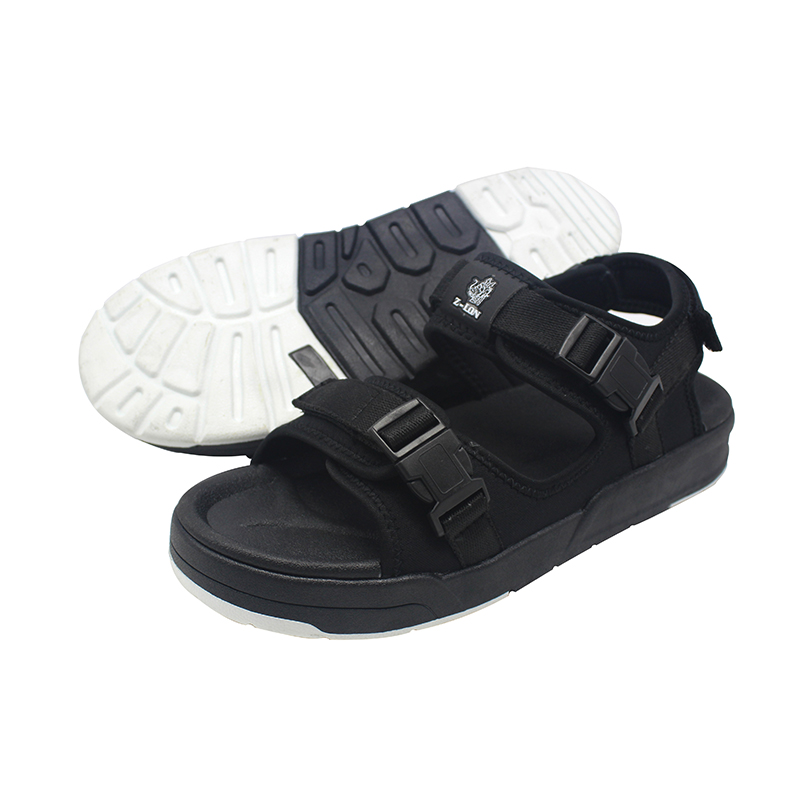 competitive price summer custom slide sandal logo
