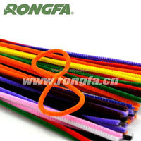 Other Educational Toys Type 6mm x 30cm craft pipe cleaners