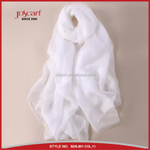 white silk scarf for painting excellent Chinese silk scarves