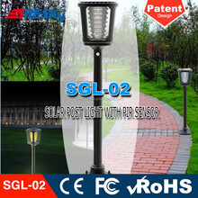 waterproof low voltage black outdoor entry gate post lights,12v led path landscape pathway walkway lighting