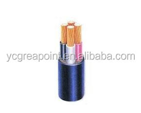 EPR Insulated CSP Sheathed Bare Copper Wire Braided Shipboard Power Cable