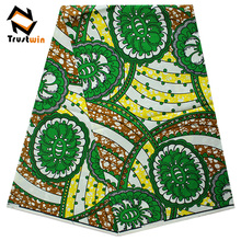african java wax printed cotton fabric veritable real wax fabric
