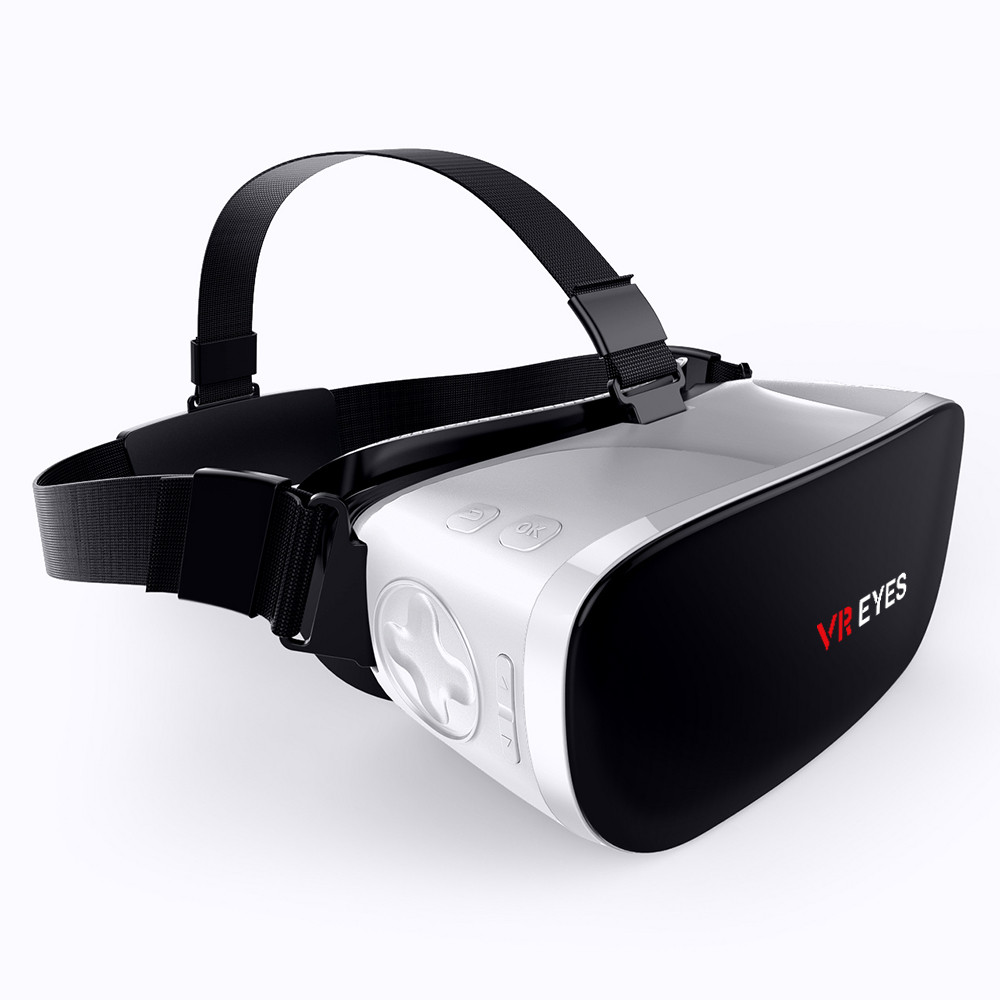 Newest Android 5.1 All In One VR RK3288 2G RAM 1920*1080P IPS Screen fabric vr headset