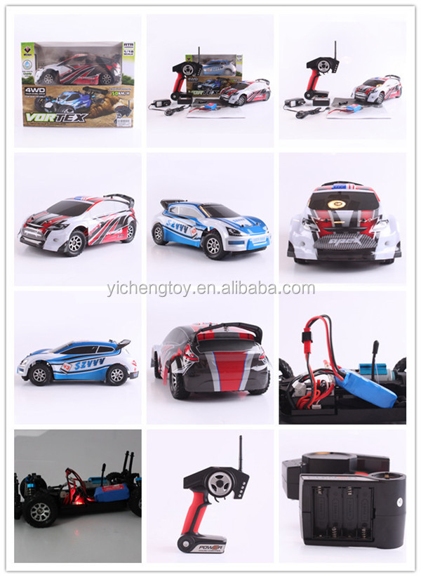 2.4G 1 18 Scale 4WD RC Racing Electric high speed Car RTR WL A949