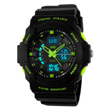 2017 hot selling waterproof best mens digital sports watches from skmei original factory
