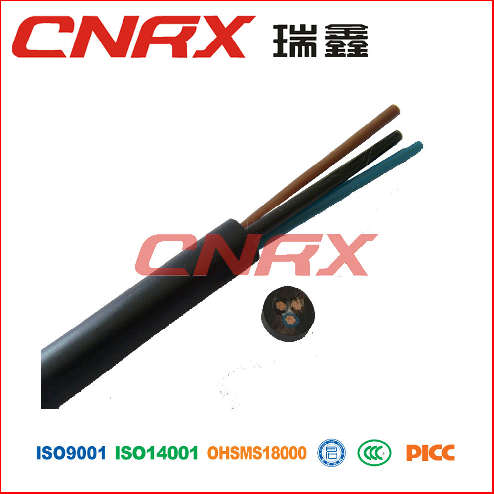 VV 8mm Aluminum PVC insulated and PVC lead sheathed power cable