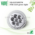 Aluminum housing good heat dispassion led plant grow light,best led lights to plant grow