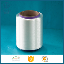 Polyester bright yarn FDY trilobal bright 200D/10F