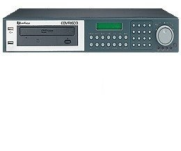 CCTV Video Recorders - EDVR16D3 -- MPEG4 DVR
