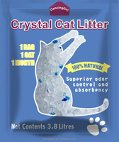 silicon cat litter