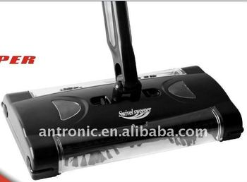 cordless rechargeable floor sweeper as seen on TV items