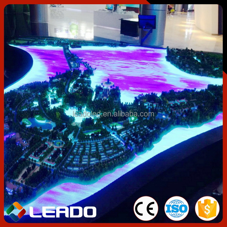 Newest First Choice full color led display video p10