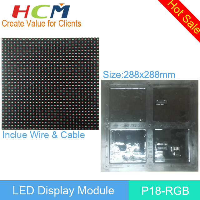 p10 p12 p16 p18 p20 rgb /dip led display module