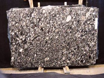 Black Mosaico Granite