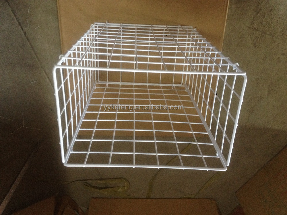 Foldable flexible use rectangular basket