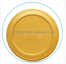 401# PE Plastic Lid for Milk Powder Can/Tin