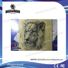 Wholesale 10units High Quality Double Sides Tattoo Practice Skin Big Size