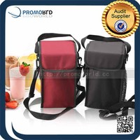 wine bottle cooler lunch bag for wholesale