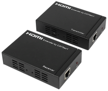Support IR-transmitting HDMI extender over Cat6 100m